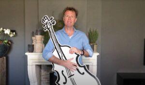 Richard de Hoop instrumenten in quarantaine