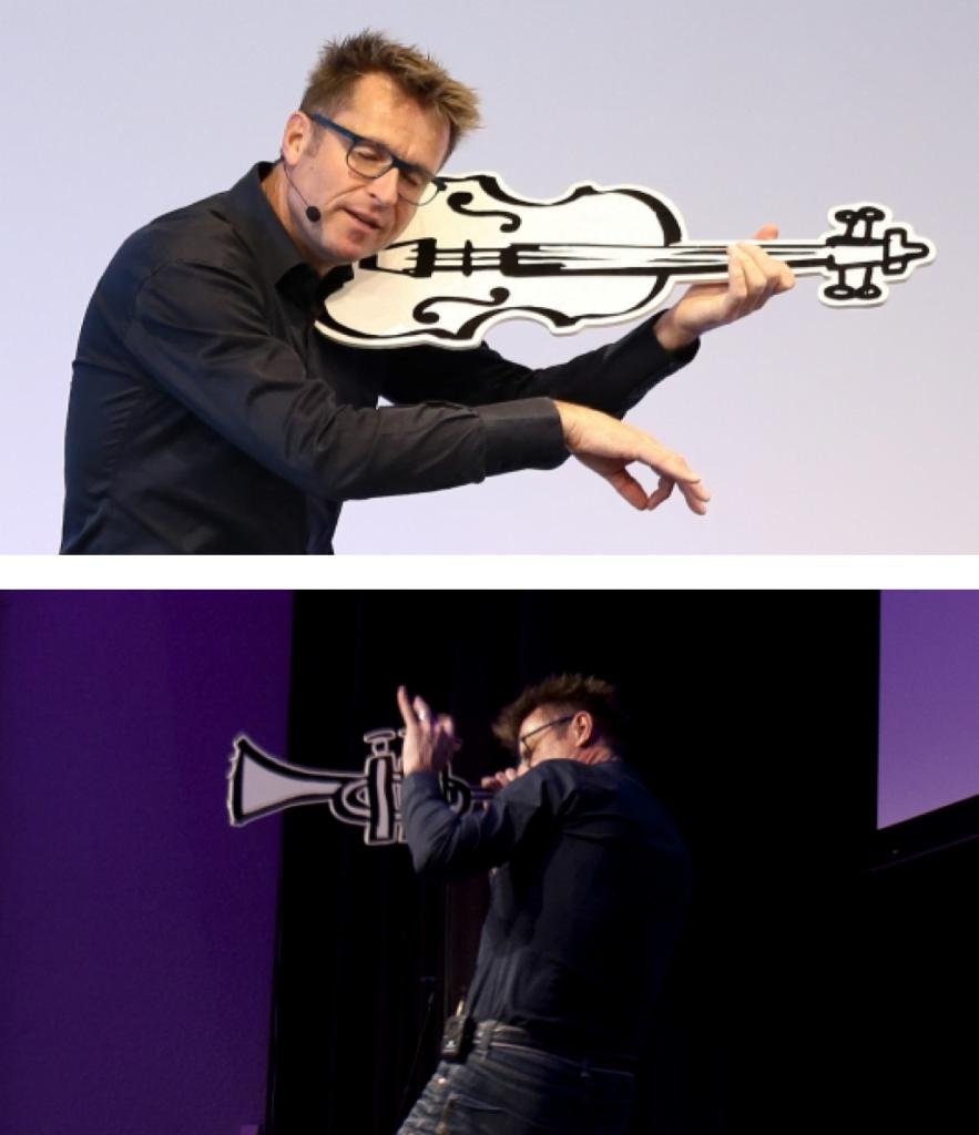 Het orkestspel van Richard de Hoop